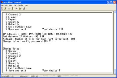 MAN-NET-1001 - Güralp NET-1001 Technical Manual